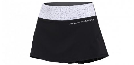 Aqua Marina női strandszoknya fekete
