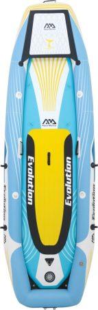 ISUP Aqua Marina EVOLUTION  2 az 1-ben kajak és SUP Paddle Board