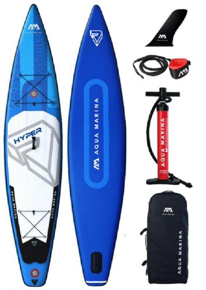 ISUP Aqua Marina HYPER 381cm SUP Paddle Board - Aqua Marina Hungary b7a66ccecf