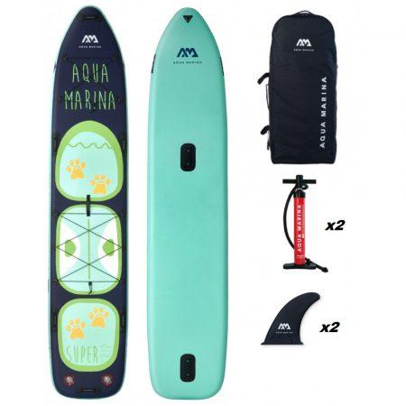 Aqua Marina SUPER TRIP TANDEM 427cm Paddleboard 2020