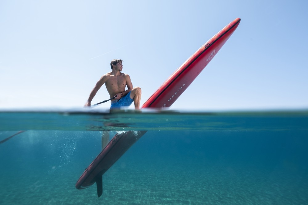 Stand up paddle board SUP RACE 427cm paddleboard - Aqua Marina Hungary 815213c776